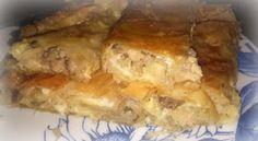 Dnevni recepti: Pita sa gljivama i belim mesom