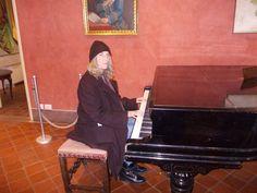 Patty Smith al Puccini Museum Lucca, 14 dicembre 2014