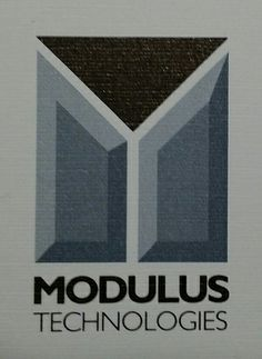 Modulus Technologies Logo. --- Chapter 7. Larry Ciscon Affidavit - What the Boss of the BOS Said. --- The software company, Modulus Technologies, was acquired by Enron Broadband in December 1998.  Modulus brought software engineers and key technology components to EBS.  The principals of Modulus were Rex Shelby, David Berberian, and Larry Ciscon.  Ellis Giles was also one of the Modulus engineers. --- Image: Modulus Technologies logo (2013) / business card / fair use under U.S. copyright law