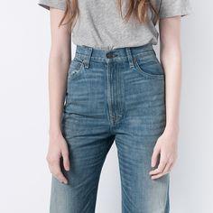 imogene high waisted jean