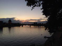 La Garonne _Toulouse