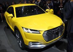 2016 Audi Q4 will be recognizable with its front fascia, which is characterized