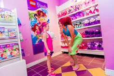 LEGOLAND® Florida Resort Celebrates National Best Friends Day with Official Announcement of Heartlake City Opening Date