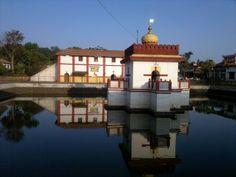 Madikery, Shiva temple