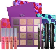 Tarte Bow & Go Set from QVC is going to have even better colors in April!? My golly!