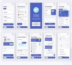 finance ui Meela - Money Transfer, Bank, Finance and Wallet App UI Kit UI Kits on Web Design, App Ui Design, Debit Card Design, Credit Card App, App Login, Card Ui, Android App Design, App Design Inspiration, Mobile Ui Design