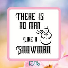 There Is No Man Like Snowman- Reusable Craft Stencil, Decal or Board Design Christmas Stencils, Stencil Diy, Cricut Vinyl, Snowman, I Shop, Custom Design, Decal, Board, Crafts