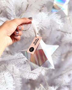 The best gifts come in small packages!!! #toystyle #merryxmas #magic #dear2017 #holo #stars