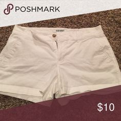 Old navy shorts Size 6 Shorts