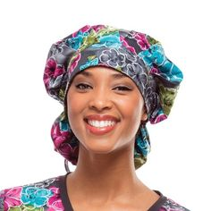 Cherokee Bouffant Scrub Hat - 8 Prints Available - 2511C