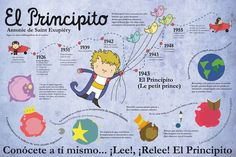 El Principito by Natalia Letona, via Behance