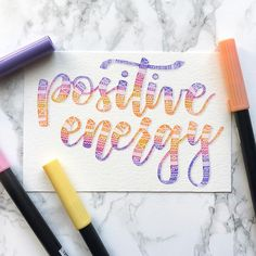 Love the colour shade though Brush Lettering Quotes, Hand Lettering Practice, Hand Lettering Tutorial, Watercolor Lettering, Hand Lettering Quotes, Doodle Lettering, Creative Lettering, How To Write Calligraphy, Calligraphy Handwriting