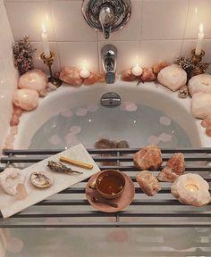 New bath candles relax bathrooms decor 70 Ideas
