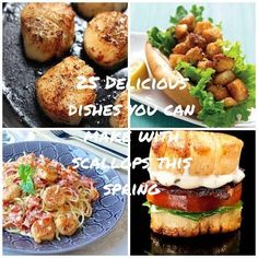 25 Delicious Scallop Recipes You Need To Make This Spring