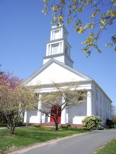 Family church in Windsor CT from the 1700's [still stands]