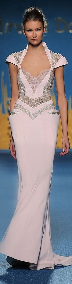 Mireille Dagher Couture S/S 2014