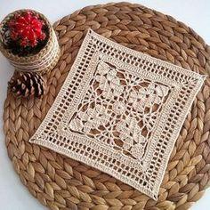 flzvarol crochet square