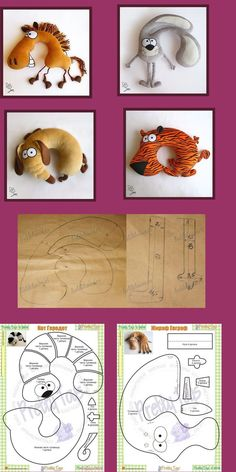 Best Sewing Patterns For Kids Simple Ideas Sewing Crafts, Sewing Projects, Craft Projects, Sewing For Kids, Baby Sewing, Felt Crafts, Diy And Crafts, Fabric Toys, Sewing Dolls