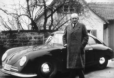 Co vše dokázal Ferdinand Porsche? Ferdinand Porsche, Steyr, Porsche 356, Grand Prix, Mercedes Benz, Fictional Characters, Electric Motor, Stuttgart, Automobile