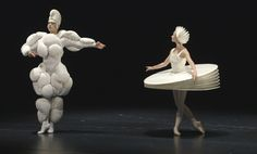 oskar schlemmer das triadische ballett - Google Search