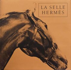 La Selle Hermes....The Hermes Saddle