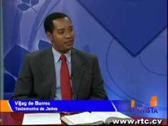 Entrevista sobre as Testemunhas de Jeová em Cabo Verde