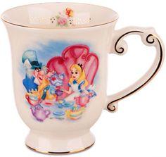 Alice in Wonderland Tea Cup