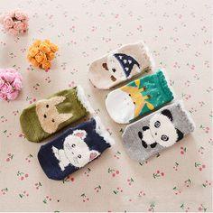 >> Click to Buy << 1 Pair   Autumn & Winter Kids Socks Cotton Cartoon Animal Children Socks for boys 1-12 year baby socks #Affiliate