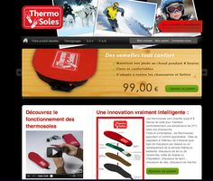 www.thermosoles.fr (magento)  ventes de semelles chauffantes