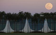 Principais Obras de Oscar Niemeyer - No Brasil e No Exterior - Palácio da Alvorada, em Brasília