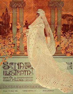 Ezio Anichini Scena Illustrata cover