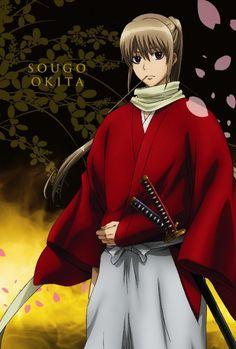 Hot Anime Boy, Anime Love, Anime Guys, Best Comedy Anime, Anime Films, Samurai, Gintama Wallpaper, Fiction Movies, Okikagu