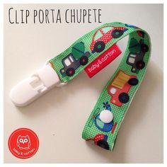 Clip porta chupete