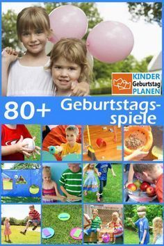 Over 80 popular children& birthday games Kindergeburtstag-Planen.de - - [ Find great games for children& birthday here! Games can be filtered by age, number of guests, indoors or outdoors and by seasons such as spring. Birthday Games For Kids, It's Your Birthday, Boy Birthday, Birthday Parties, Birthday Cake, Monster Party Games, Next Children, Kids And Parenting, Activities For Kids