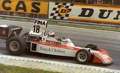 1974 Derek Bell, Team Surtees TS16 Ford