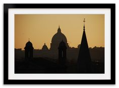 Sunset in Rome by Giampiero Muccioli, LokoFoto.com.