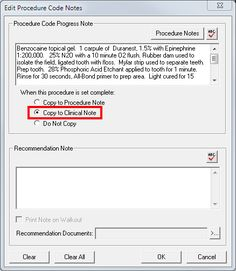 Dentrix Tip Tuesdays Customizing The Procedure Code List In The
