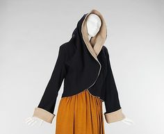 Jacket    Claire McCardell, 1945    The Metropolitan Museum of Art
