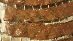 Chocolate-covered bacon is the perfect marriage of sweet and savory that will make all the bacon lovers in your life happy. Thanksgiving Appetizers, Holiday Appetizers, Dried Apple Chips, Chocolate Covered Bacon, Thick Cut Bacon, Bacon In The Oven, Candy Sprinkles, Recipe Directions, Perfect Marriage