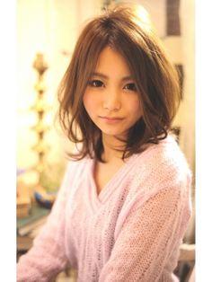 30代に似合うミディアムヘアカタログ♡-5歳に見える髪型まとめ (2ページ目)|MERY [メリー]