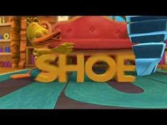 WordWorld Build-A-Word - SHOE