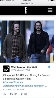 Garron Game Of Thrones