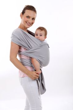 18a42f43a09 Buy Smile Best Baby Sling Carrier Wrap w  Original Cloth Bag. Natural  Cotton