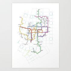 Skyway My Way like google maps for the Minneapolis