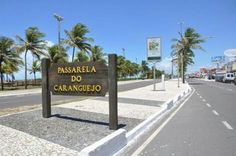 Passarela do caranguejo Aracaju-SE