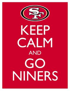 Go Niners!!