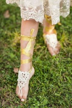 Nala Children's barefoot sandals - Flower girl | Forever Soles | Use code PIN1116 to receive 5% off your order xx