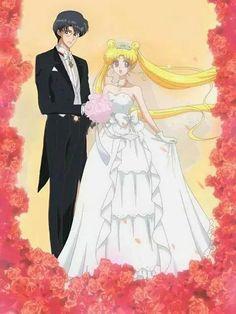 ♥ Mamoru and Usagi ♥