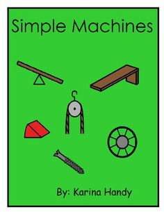 ... simple machine-form and function-work and force-4 worksheets