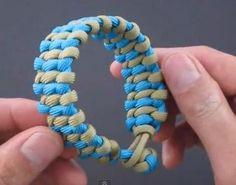 Solomon Bar (Paracord) Bracelet by TIAT